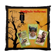 Halloween By Joely   Standard Cushion Case (two Sides)   Blsa3mtctibl   Www Artscow Com Back