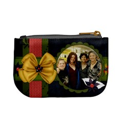 Christmas Changepurse By Jolene   Mini Coin Purse   Go7vycpbwj9x   Www Artscow Com Back