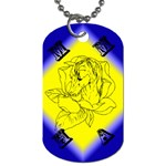 mmha tags - Dog Tag (Two Sides)