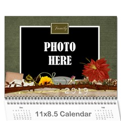 2015 Calendar Mix 2 By Lisa Minor   Wall Calendar 11  X 8 5  (12 Months)   Jnpfqugzhfe9   Www Artscow Com Cover