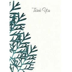5x7 Simple Thank You Card By Lana Laflen   Greeting Card 5  X 7    Cc6z9dmjlf0d   Www Artscow Com Front Cover