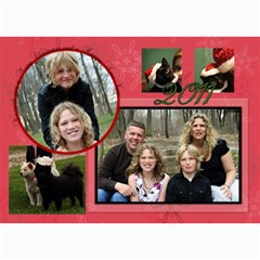 Jandc Christmas Card By Patricia W   5  X 7  Photo Cards   Jh67tto6h80t   Www Artscow Com 7 x5 Photo Card - 1