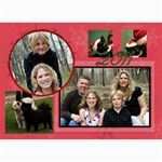 jandc christmas card - 5  x 7  Photo Cards
