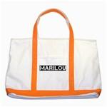 MARILOU - Two Tone Tote Bag