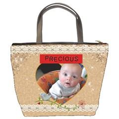 Cutie Pie Bucket Bag By Lil    Bucket Bag   Vfcisa10n999   Www Artscow Com Back