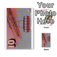 Spielgeld Ch 1 By Geni Palladin   Multi Purpose Cards (rectangle)   Bk3dql1t5q0b   Www Artscow Com Back 1