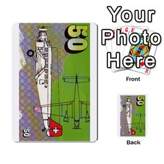 Spielgeld Ch 1 By Geni Palladin   Multi Purpose Cards (rectangle)   Bk3dql1t5q0b   Www Artscow Com Front 9