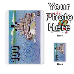 Spielgeld Ch 1 By Geni Palladin   Multi Purpose Cards (rectangle)   Bk3dql1t5q0b   Www Artscow Com Back 16