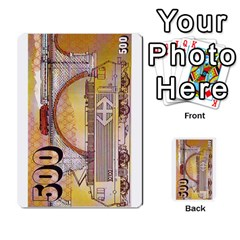 Spielgeld Ch 1 By Geni Palladin   Multi Purpose Cards (rectangle)   Bk3dql1t5q0b   Www Artscow Com Back 23
