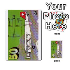 Spielgeld Ch 1 By Geni Palladin   Multi Purpose Cards (rectangle)   Bk3dql1t5q0b   Www Artscow Com Back 3