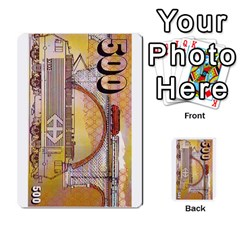 Spielgeld Ch 1 By Geni Palladin   Multi Purpose Cards (rectangle)   Bk3dql1t5q0b   Www Artscow Com Front 5