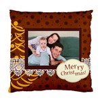 merry christmas - Standard Cushion Case (Two Sides)