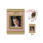 Picture perfect Mini Playing cards - Playing Cards (Mini)