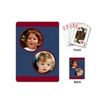 Male Mini Playing Cards - Playing Cards (Mini)