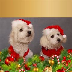 Christmas Storage Box Stool By Deborah   Storage Stool 12    H2pd8phom2c6   Www Artscow Com Back