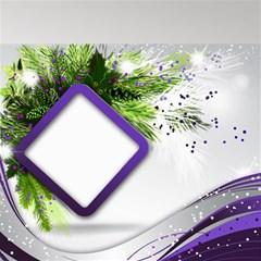 Purple Christmas Storage Box By Deborah   Storage Stool 12    X91uh87x8obs   Www Artscow Com Right