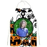 spooky jackolatern full print apron