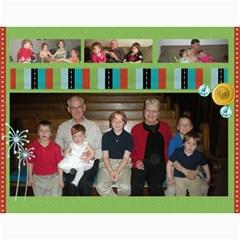 2015 Family Calendar By Martha Meier   Wall Calendar 11  X 8 5  (12 Months)   Fjkakr38a5f7   Www Artscow Com Month