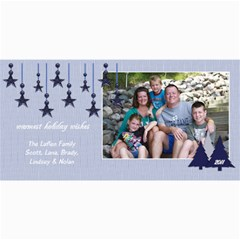 Holiday Card By Lana Laflen   4  X 8  Photo Cards   S8f2t2dq6uqv   Www Artscow Com 8 x4 Photo Card - 2