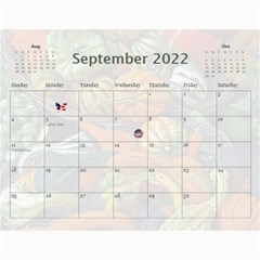 2015 Ring Family Calendar By Kim Blair   Wall Calendar 11  X 8 5  (12 Months)   Odiilw3d46oa   Www Artscow Com Sep 2015