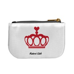 Naomi By Juliana Gunardi   Mini Coin Purse   Ncshz35sarth   Www Artscow Com Back