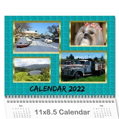 Our Family 2017 (any Year) Calendar By Deborah   Wall Calendar 11  X 8 5  (12 Months)   D5f8twm2h67p   Www Artscow Com Cover