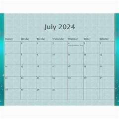 Our Family 2017 (any Year) Calendar By Deborah   Wall Calendar 11  X 8 5  (12 Months)   D5f8twm2h67p   Www Artscow Com Jul 2017