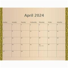 Our Family 2017 (any Year) Calendar By Deborah   Wall Calendar 11  X 8 5  (12 Months)   D5f8twm2h67p   Www Artscow Com Apr 2017