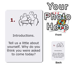 Tabletalk Cards By Lthiessen   Multi Purpose Cards (rectangle)   7owghiyiy57m   Www Artscow Com Front 1