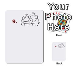 Tabletalk Cards By Lthiessen   Multi Purpose Cards (rectangle)   7owghiyiy57m   Www Artscow Com Front 9