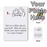 Tabletalk cards - Multi-purpose Cards (Rectangle)