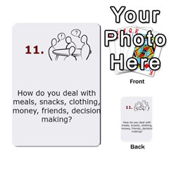 Tabletalk Cards By Lthiessen   Multi Purpose Cards (rectangle)   Zo72vcnubbf5   Www Artscow Com Front 47