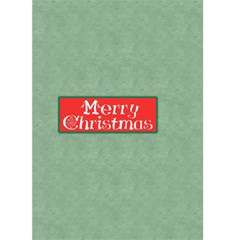 Christmas Card By Joely   Greeting Card 5  X 7    Ibu1hy2z8g4v   Www Artscow Com Back Inside