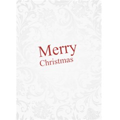 Christmas Card By Joely   Greeting Card 5  X 7    Bxcea4jha97k   Www Artscow Com Back Inside