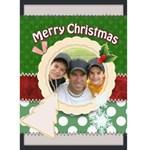 Christmas card - Greeting Card 5  x 7