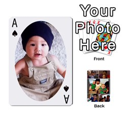 Ace Daddy Cards By Jas   Playing Cards 54 Designs   Xonnja7d0zt5   Www Artscow Com Front - SpadeA