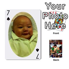 Daddy Cards By Jas   Playing Cards 54 Designs   Xonnja7d0zt5   Www Artscow Com Front - Spade7