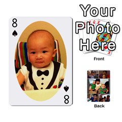 Daddy Cards By Jas   Playing Cards 54 Designs   Xonnja7d0zt5   Www Artscow Com Front - Spade8