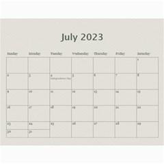 Calendar: My Family By Jennyl   Wall Calendar 11  X 8 5  (12 Months)   65bcj7g98b3a   Www Artscow Com Jul 2017