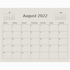 Calendar: My Family By Jennyl   Wall Calendar 11  X 8 5  (12 Months)   65bcj7g98b3a   Www Artscow Com Aug 2017