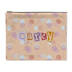 By Carey Young   Cosmetic Bag (xl)   Zx3rhsb99f58   Www Artscow Com Front
