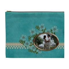 Cosmetic Bag (xl) : Love Always By Jennyl   Cosmetic Bag (xl)   I5pbggt8d3wz   Www Artscow Com Front