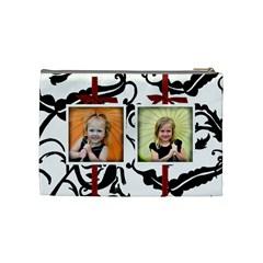 Medium Cosmetic Bag By Amanda Bunn By Amanda Bunn   Cosmetic Bag (medium)   W3x7n23sasfp   Www Artscow Com Back