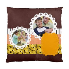 Fall By Joely   Standard Cushion Case (two Sides)   Ewou84uy1edq   Www Artscow Com Back