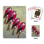 Bird Playing Cards - Playing Cards Single Design