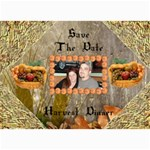 Harvest Dinner Invitation - 5  x 7  Photo Cards