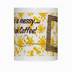 Artistic   Coffee Mug By Paula Yagisawa   White Mug   Zx7lsav6x0f1   Www Artscow Com Center