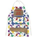 artistic - apron - Full Print Apron