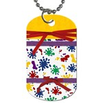 artistic - dog tag - Dog Tag (One Side)