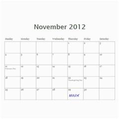 New Calendar Mom By Julie Severin   Wall Calendar 11  X 8 5  (18 Months)   22yaccoxq1yy   Www Artscow Com Nov 2012